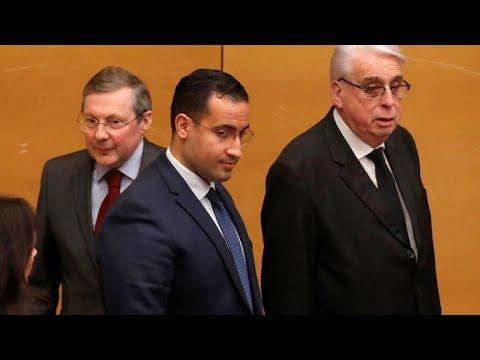 فرنسا: مجلس الشيوخ يحيل مقربين من الرئيس ماكرون إلى النيابة العامة في قضية بينالا  - نشر قبل 2 ساعة