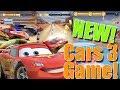 Disney Cars 3 Mobile Game | Cars Lightning League Gameplay