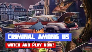 Criminal Among Us · Game · Gameplay