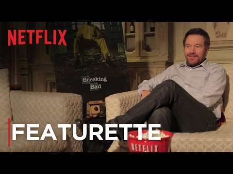 Exclusive  With Breaking Bad Star Bryan Cranston  Netflix
