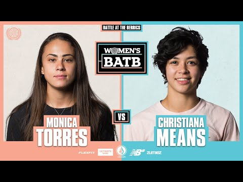 WBATB | Monica Torres vs. Christiana Means - Round 2