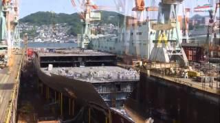 Ну очень быстрое строительство корабля