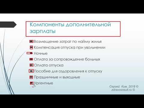 Расчет коэффициента дополнительной зарплаты (из 1С Бухгалтерия)