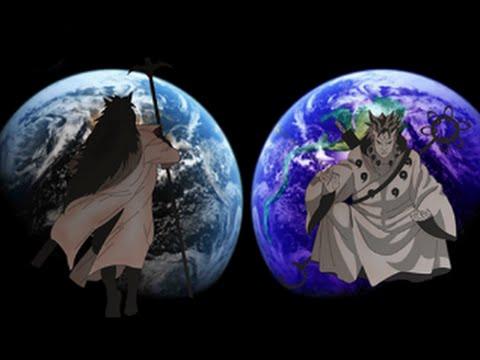 naruto shippuden episode 465 , Hagoromo vs Kaguya , remember the past