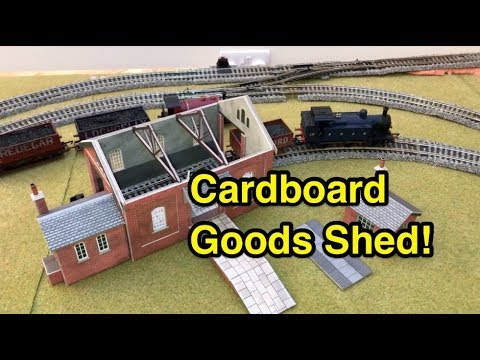 Metcalfe Goods Shed Quick Build & Review!