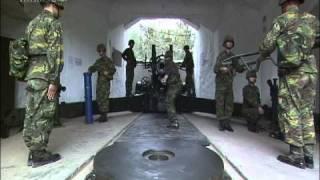 Repeat youtube video 金門砲兵-神砲捷豹155mm Cannon神獅