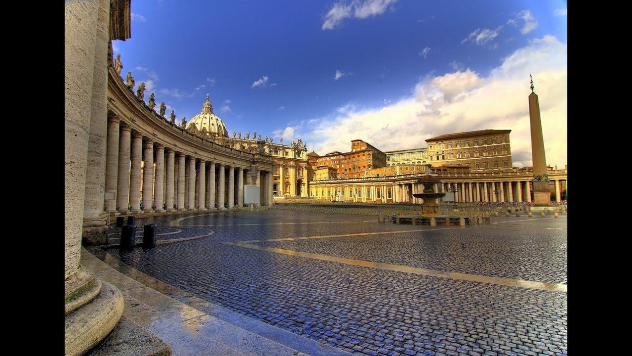 Piazza San Pietro, Cittá del Vaticano