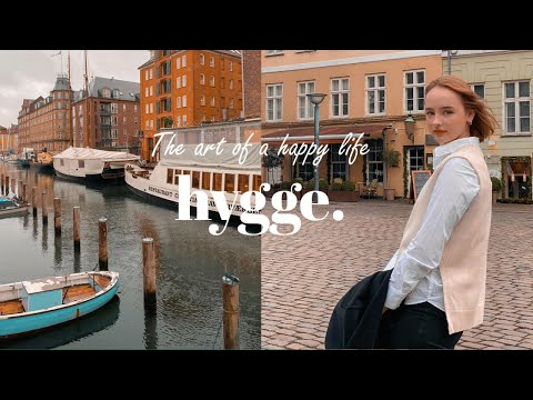 This Word Will Change Your Life ☀️ Explaining HYGGE With a Copenhagen Vlog | Sissel