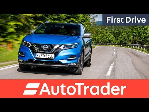 Nissan Qashqai 2017 first drive review