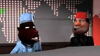 1 Nijeryalı Yolsuzluk Karikatür Komedi - YAKIT SÜBVANSİYON