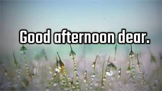 Good Afternoon Messages for Boyfriend or Husband / Girlfriend or Wife Quotes, Greetings, Status/SMS screenshot 4