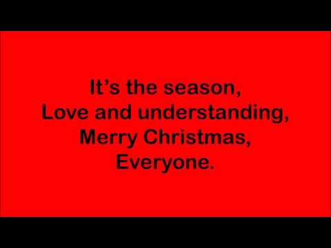 Lyrics: Merry Christmas Everyone - Shakin' Stevens