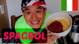 Spaghetti Bolognese :: MUKBANG WITH BEN EP 9 thumbnail