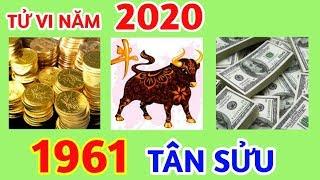Năm 2020 Tuổi TÂN SỬU - 1961 I BIẾN ĐỘNG về Công Danh Sự Nghiệp Vận Mệnh BẠN CẦN BIẾT