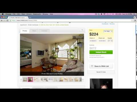 Airbnb Reviews: How To Use Airbnb In New York