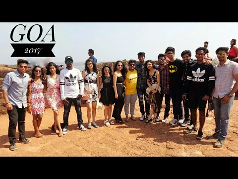 GOA | ENGINEERING STUDENTS | SECRET PLACE | SWEET WATER LAKE | BEACHES | FORTS | AMAZING TRIP |