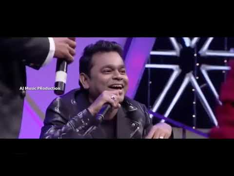 CHINNA MACHAN | AR RAHMAN VERSION | SET FINALS | SUBSCRIBE PLEASE