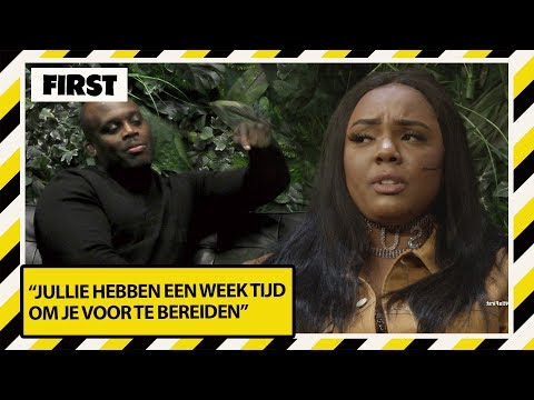 VONNEKE TEGEN FABIOLA DE RING IN?! | FIRST LIVE