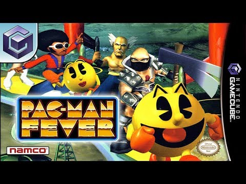 Longplay Of Pac-Man Fever