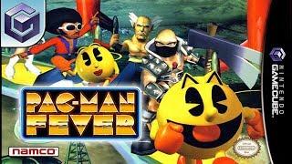 Longplay of Pac-Man Fever