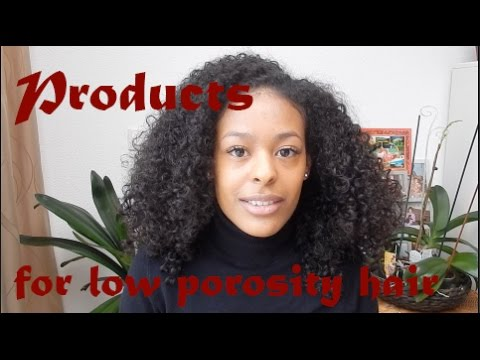hair products for low