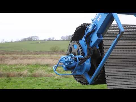 FAUN Trackway Video 2