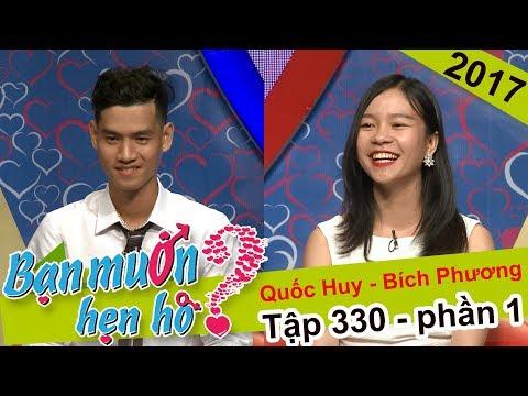 Happy Ending bất ngờ của hotgirl Phú Yên và hotboy Bình Định   Quốc Huy - Bích Phương   BMHH 330💘