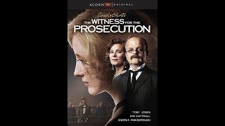 Свидетель обвинения /1 серия/ детектив драма триллер Великобритания США