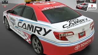 Toyota Camry - Daytona 500 Pace Car 2012 Videos