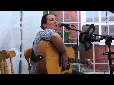 "Bec Lavelle - ""McLeod's Daughters theme""  (Acapella Live @ HouseConcert 12th of June)"