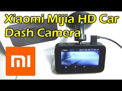 Xiaomi Mijia HD Dash Cam - Chinese OS Only