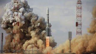 Dan por perdido el satélite mexicano MexSat tras exitoso despegue