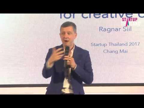 Keynote Speech   Building Creative Startups for creative city