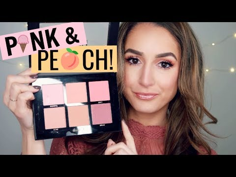 Affordable Spring Makeup Look + How I Contour my Nose!