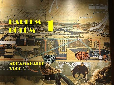 New York'un Arka Mahallesi Harlem'i Geziyoruz Bölüm 1
