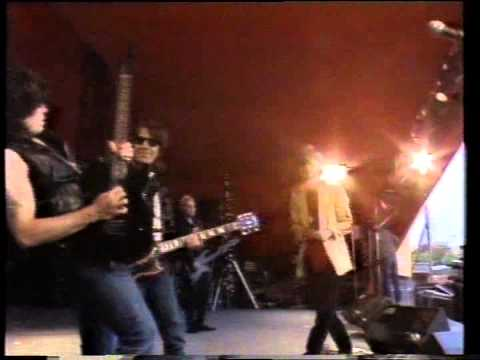Jason & the Scorchers with Link Wray - TEAR IT UP.