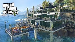 GTA 5 Mods - BILLIONAIRES MANSIONS MOD TOUR #2!! GTA 5 Mansions Mod Gameplay! (GTA 5 Mods Gameplay)