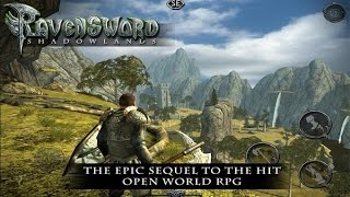 Ravensword: Shadowlands 3d RPG игра на Андроид и iOS