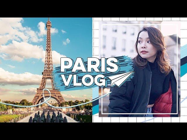 Đến Thăm Nhà Máy Sản Xuất Son Của L'oreal Paris ♡ Paris Vlog ♡ Trinh Pham