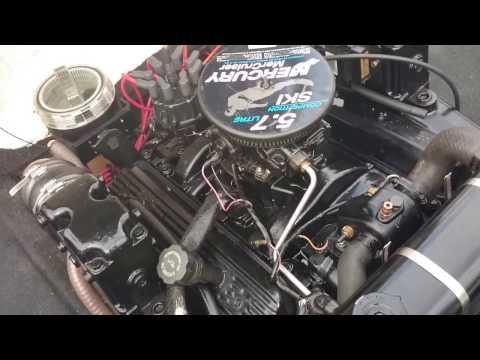 Mercruiser engine Tick