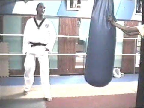 driss salek taekwondo part 3