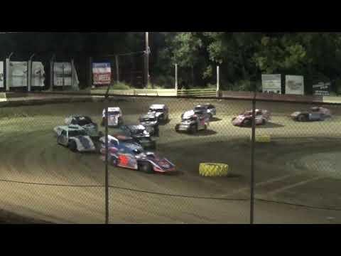A-Mod Feature  at Highland Speedway 9-15-18