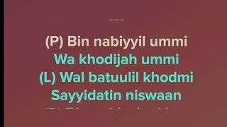 Ya Hannan Ya Mannan tanpa vokal ( karaoke )