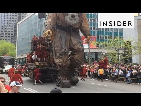 World's Coolest Puppet Show