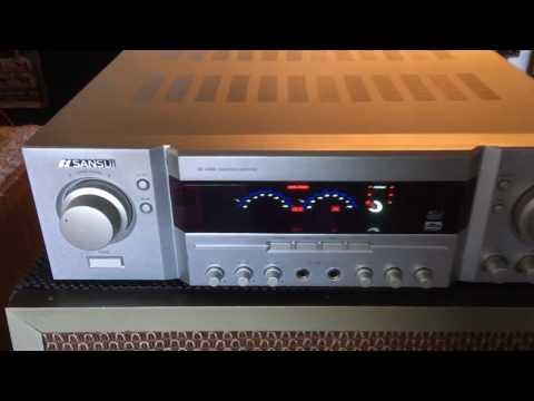 SANSUI RZ-4800 5.1 Chn AV Karaoke Receiver