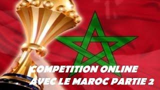 [FR] PES 2016 | Deuxième compétition online avec le Maroc #2 Partie 2