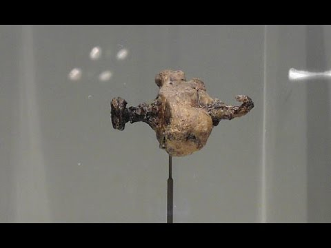 The only evidence of a Roman crucifixion was discovered in Israel. The Israel Museum, Jerusalem