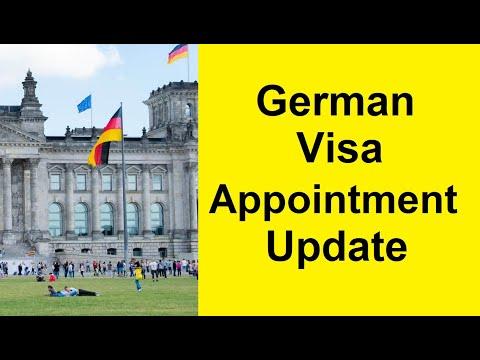 German Visa appointment – Study in German – Free Study in German – Family reunion cases  German