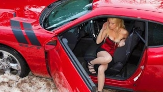SEXY Women BIG BOOBS and FAST Cars COMPILATION 2016