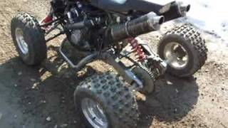 600cc turbo ATV